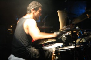 Joe Nunez of Soulfly