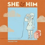 She & Him - Volume Two - kisses and noise - john prinzo - album review