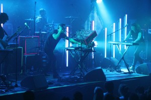 M83 live in concert