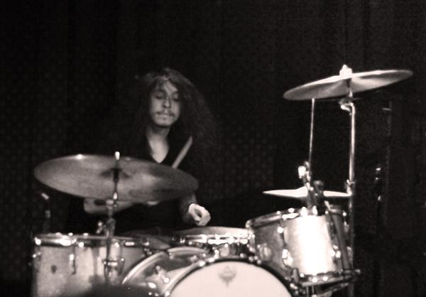 Joseph Mirasole: Drums