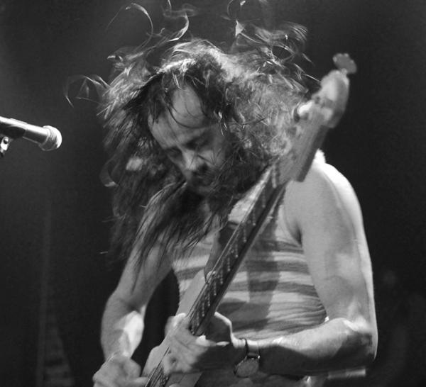 Jack O'Brien: Bass and Vocals