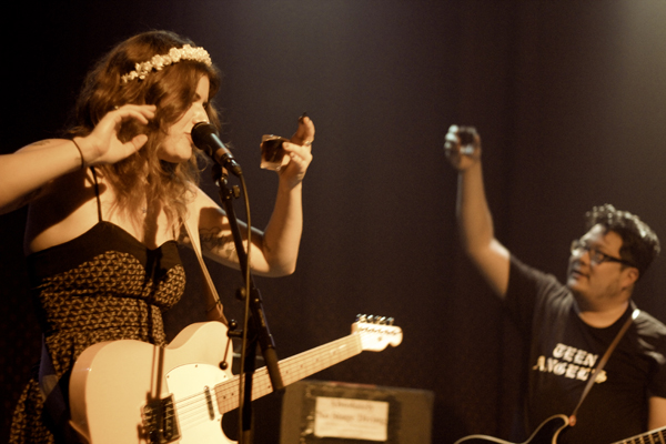 Bethany and Bobb of Best Coast