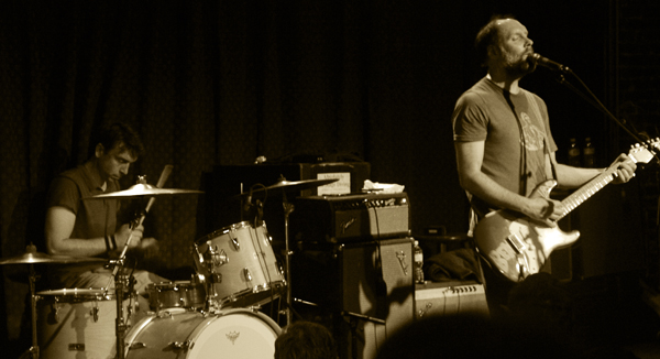 Built to Spill performing in Orlando