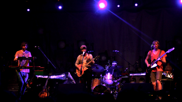 Clap Your Hands Say Yeah performing live at Jannus Landing