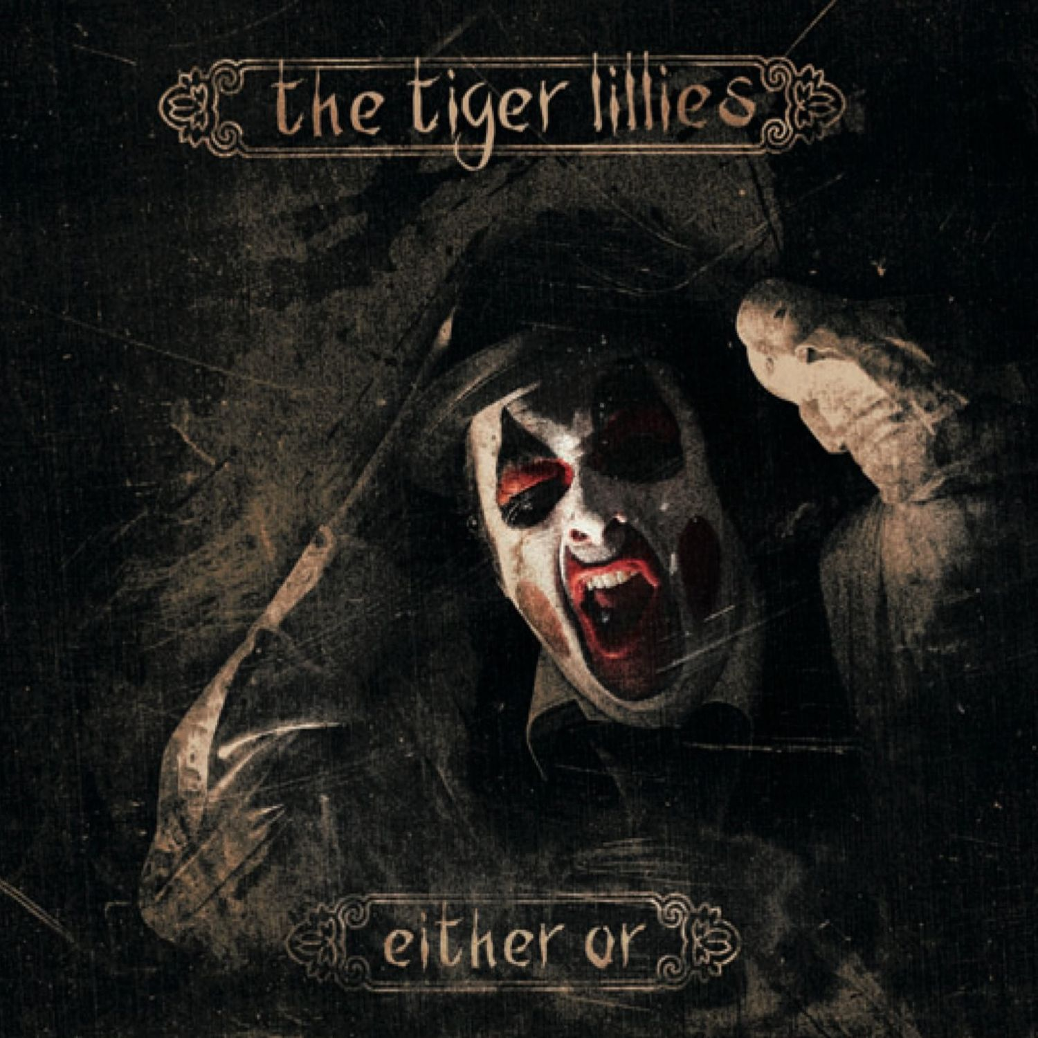 album review either or by the tiger lillies kisses noise a music blog. Black Bedroom Furniture Sets. Home Design Ideas