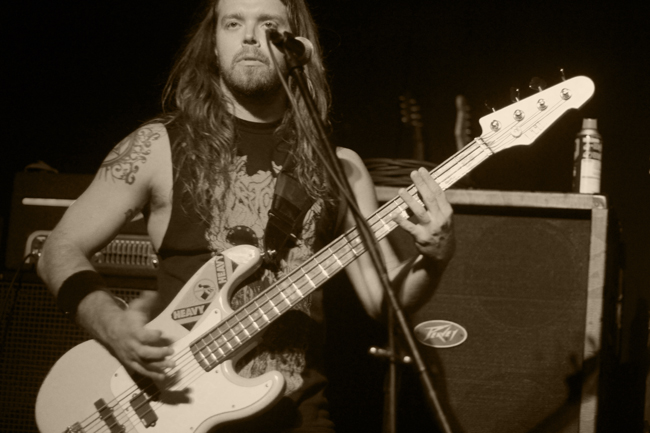 Mike Leon of HAVOK at The Social in Orlando