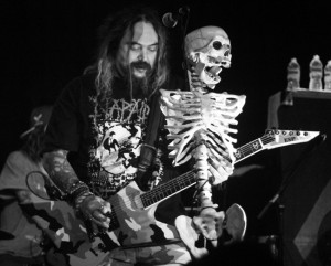 Max Cavalera of Soulfly at The Social in Orlando